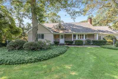 Wading River Single Family Home For Sale: 22 Russell Dr