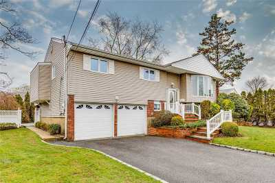 Hicksville Single Family Home For Sale: 61 Deer Ln