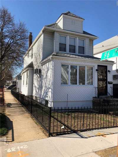 Ozone Park Multi Family Home For Sale: 96-20 Pitkin Ave