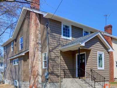 Single Family Home Sold: 58 Perkins Ave