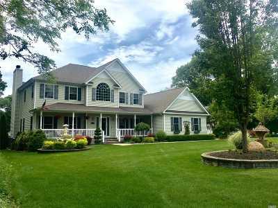 Setauket Single Family Home For Sale: 18 Schmeelk Pl