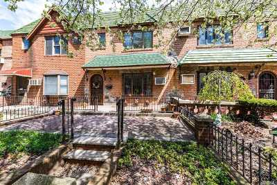 Woodside Single Family Home For Sale: 51-13 63rd St