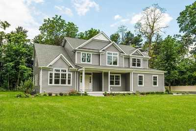 Huntington Single Family Home For Sale: 68 Greenlawn Rd