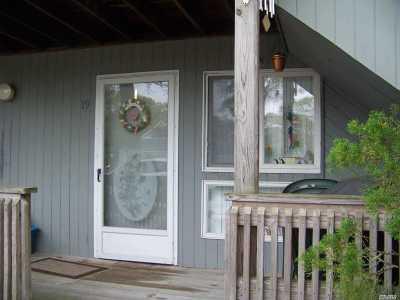 Hampton Bays Condo/Townhouse For Sale: 95 Springville Rd #19