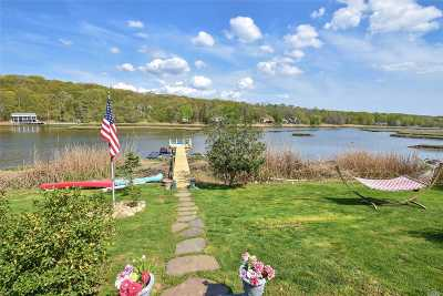 Smithtown Single Family Home For Sale: 100 Riverview Ter