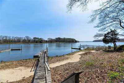 Peconic Single Family Home For Sale: 3245 Wells Rd