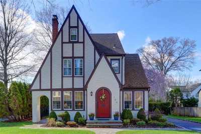 Garden City Single Family Home For Sale: 106 Locust St