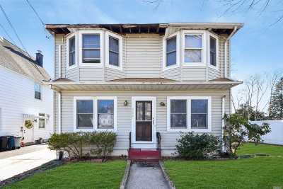 Williston Park Single Family Home For Sale: 260 Broad St