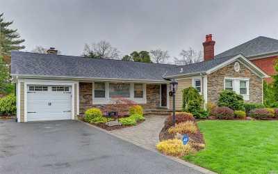Garden City Single Family Home For Sale: 209 Whitehall Blvd