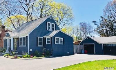 Huntington Single Family Home For Sale: 113 E 12th St