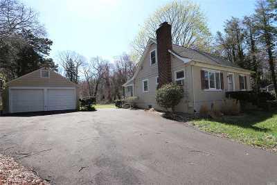 Huntington Single Family Home For Sale: 118 Pidgeon Hill Rd