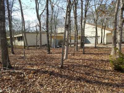 Westhampton Single Family Home For Sale: 23 N Quarter Rd