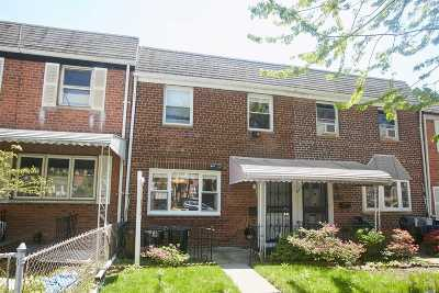 Flushing Single Family Home For Sale: 144-22 Melbourne Ave