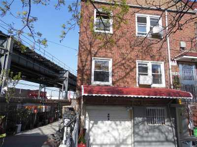 Ozone Park Multi Family Home For Sale: 105-01 91st St