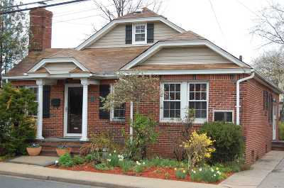Franklin Square Single Family Home For Sale: 232 Courthouse Rd