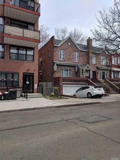 Elmhurst Multi Family Home For Sale: 58-11 Seabury St