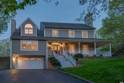 Port Jefferson Single Family Home For Sale: 120 Peninsula Dr