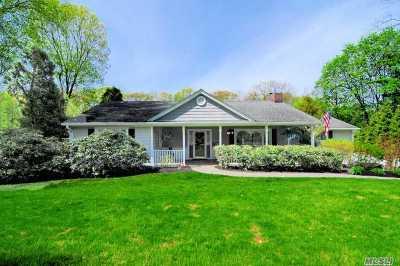 Huntington Single Family Home For Sale: 19 Russet Ln