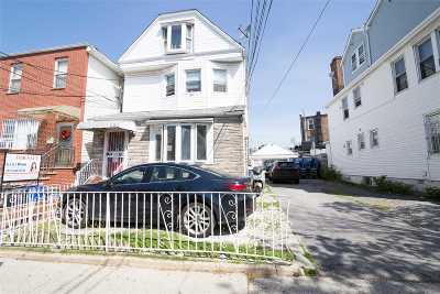 Elmhurst Single Family Home For Sale: 94-39 50 Ave