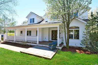Syosset Single Family Home For Sale: 7 Orchard St