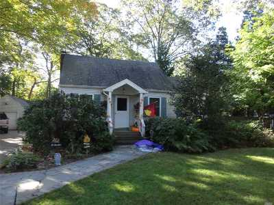 Smithtown Rental For Rent: 271 Lilac Ln
