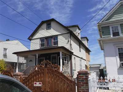 Multi Family Home For Sale: 23-17 99th St