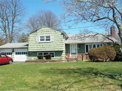 Islip Single Family Home For Sale: 15 Cranberry Dr