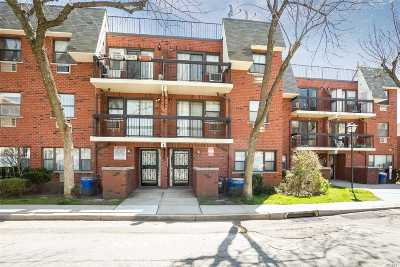 Fresh Meadows Condo/Townhouse For Sale: 71-37 Park Ave #1