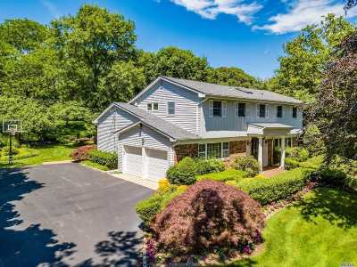 Syosset Single Family Home For Sale: 115 Northgate Dr