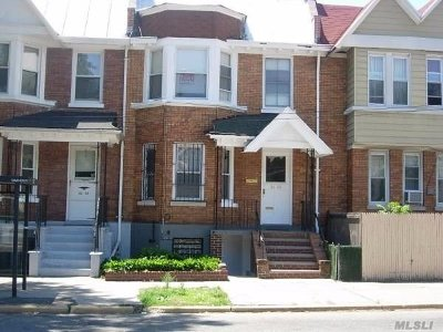 Woodhaven Multi Family Home For Sale: 86-28 Woodhaven Blvd