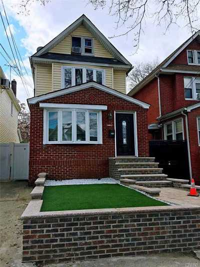 Rego Park Single Family Home For Sale: 6128 Austin St