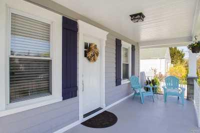 Huntington Single Family Home For Sale: 72 E 13th