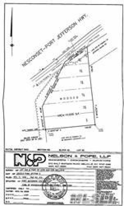Pt.jefferson Sta Residential Lots & Land For Sale: Nesconset Pkwy