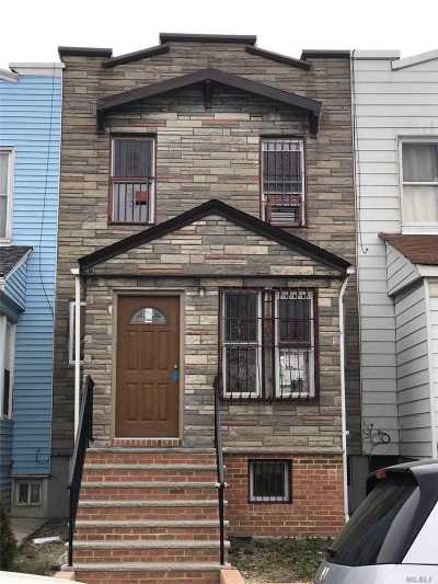 Single Family Home For Sale: 31-49 92nd Street