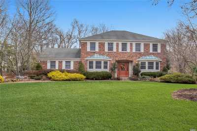 E. Setauket Single Family Home For Sale: 3 Daniel Way