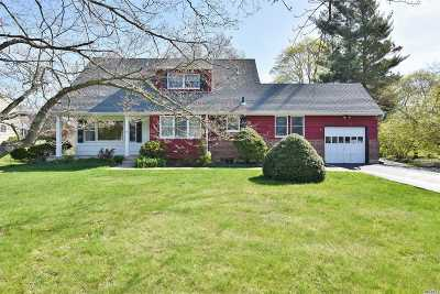 Huntington Single Family Home For Sale: 30 Carnegie Ave