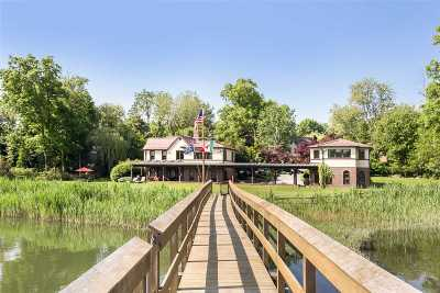 Douglaston Single Family Home For Sale: 31-07 Douglas Rd