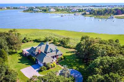 Quogue Single Family Home For Sale: 30 Penniman Point Rd
