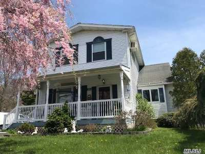 West Islip Single Family Home For Sale: 624 Myrtle Ave