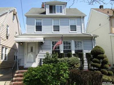 Bellerose, Glen Oaks Single Family Home For Sale: 89-33 Gettysburg St
