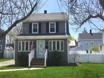 Lynbrook Single Family Home For Sale: 8 Madison St