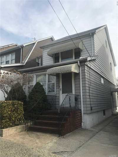 Maspeth Single Family Home For Sale: 54-51 64th St