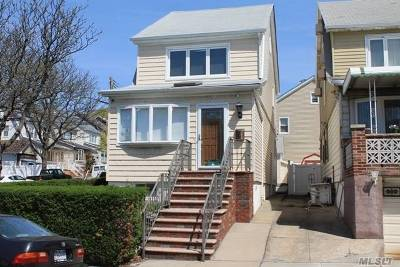 Maspeth Single Family Home For Sale: 64-01 55th Ave