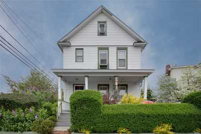Garden City Single Family Home For Sale: 22 Old Stewart Ave