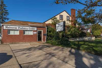 Lynbrook Commercial For Sale: 2 Edward St