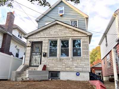 Ozone Park Single Family Home For Sale: 121-05 Linden Blvd