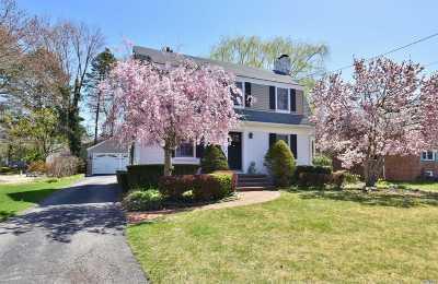Huntington Single Family Home For Sale: 154 Clinton Ave