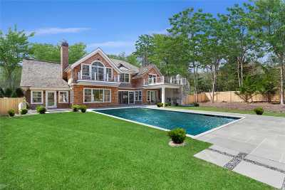 East Hampton Single Family Home For Sale: 22 Owls Nest Ln