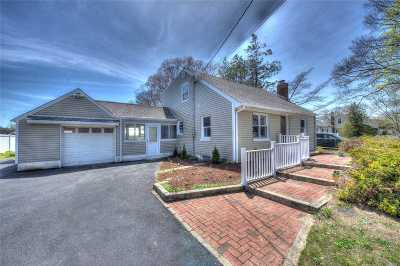 Islip Single Family Home For Sale: 78 Manhattan Blvd