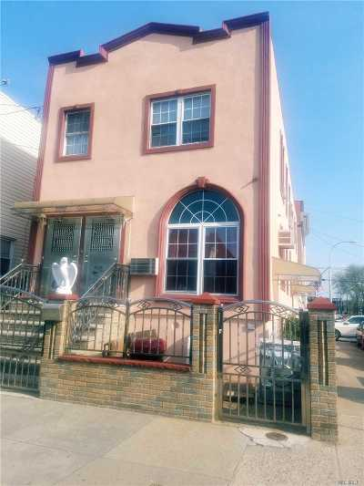 Ozone Park Multi Family Home For Sale: 98-02 103rd Ave